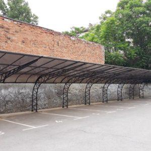 nadstrešnice za automobile